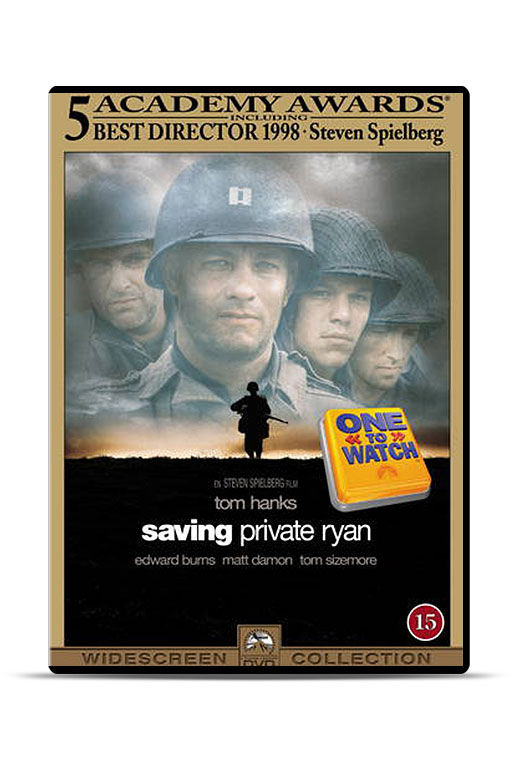 Film: Saving Private Ryan (DVD) - 1873