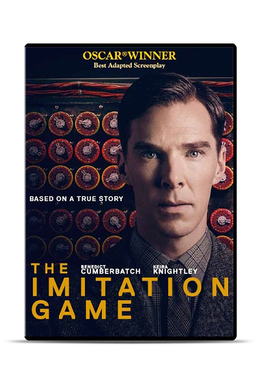 Film: The Imitation Game (DVD) - 1879