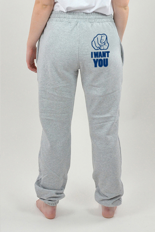 Sweatpants Grå, I Want You - 3000