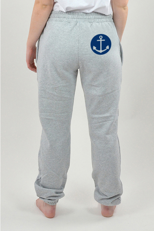 Sweatpants Grå, Anchor - 3076