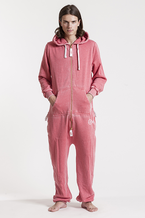Burned - Red, Onesie Jumpsuit - 4206
