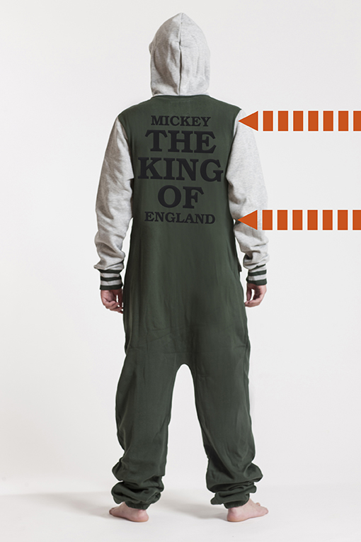 College Green, The King, Jumpsuit - 5680
