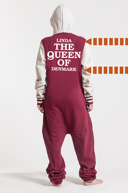 College Red, The Queen, Jumpsuit - 5684