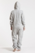 Comfy - Grey & Silver, Jumpsuit - 4275