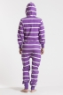 Slimfit - Purple, Jumpsuit - 4332