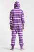 Slimfit - Purple, Jumpsuit - 4336