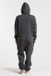 Comfy - Dark Grey & Silver, Jumpsuit - 4415