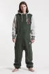 College Green, Ryggtryck, Jumpsuit - 4433