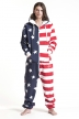 United States, Ryggtryck, Jumpsuit - 4578