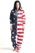 United States, College 01, Jumpsuit - 4827