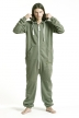 Comfy Armygreen, The Best, Onesie - 5298