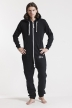 Comfy Black, The King, Jumpsuit - 5723
