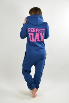 Comfy Navy, Perfect Day, Jumpsuit - 1211