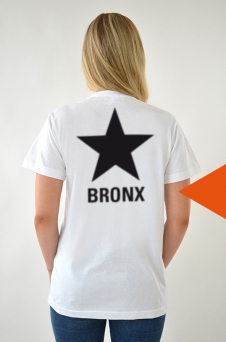 T-shirt Vit, STAR - 1739