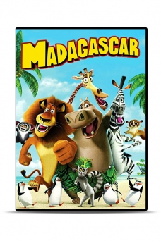 Film: Madagaskar (DVD) - 1843