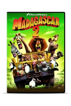 Film: Madagaskar 2 (DVD) - 1844