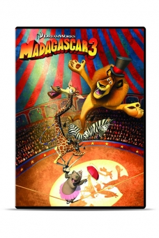 Film: Madagaskar 3 (DVD) - 1845