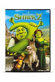 Film: Shrek 2 (DVD) - 1849