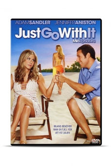 Film: Just go with it / Min låtsasfru (DVD) - 1860