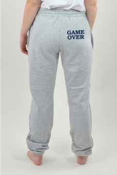 Sweatpants Grå, Game Over - 3063