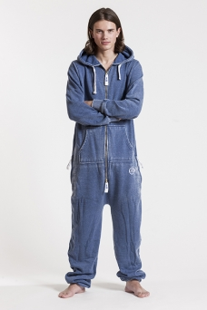 Burned - Blue, Onesie Jumpsuit - 4190
