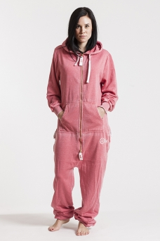 Burned - Red, Onesie Jumpsuit - 4202