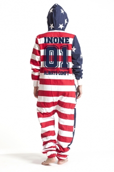 United States, College 01, Jumpsuit - 4826