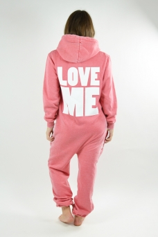 Burned Red, Love Me, Jumpsuit - 552
